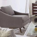 Marla Contemporary Modern Swivel Chair Club Furniture