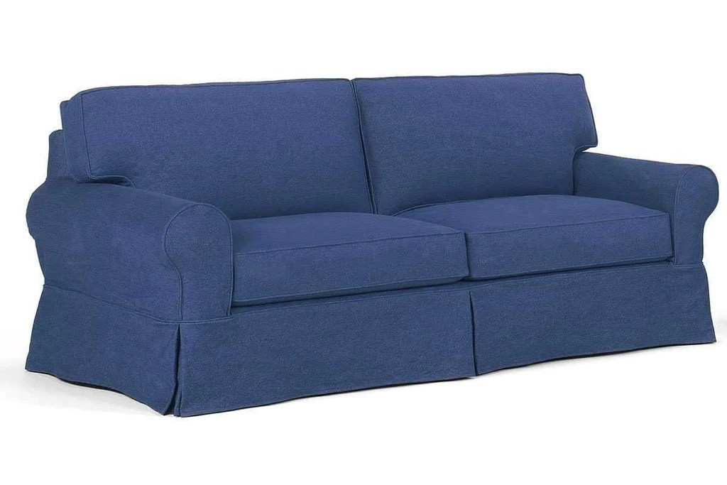 camden slipcover couch collection