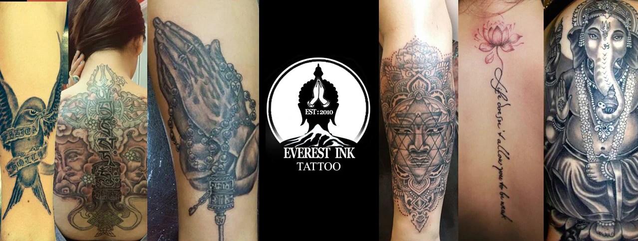 Everest Ink Tattoo
