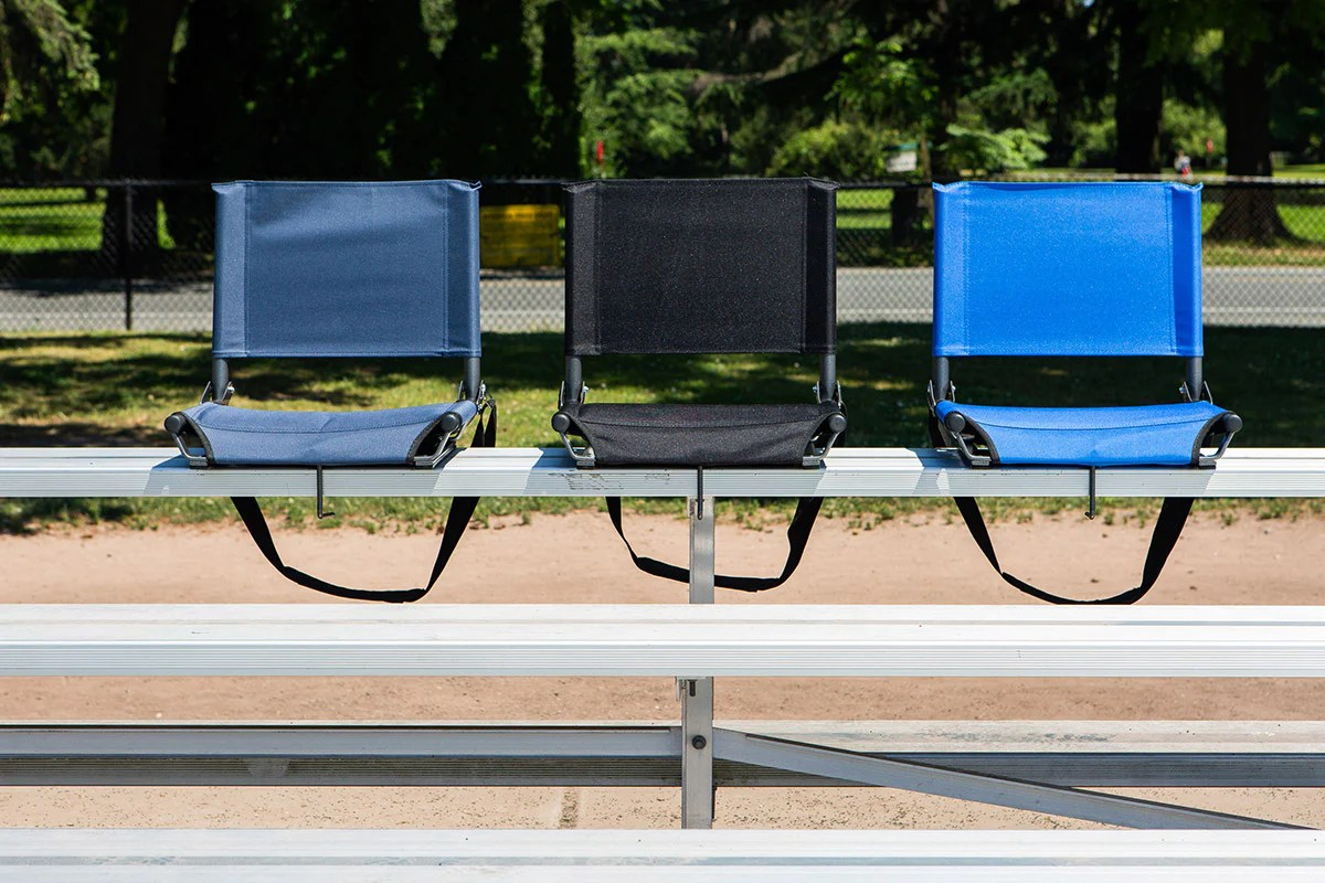 Stadium Seats With Back Support Cascade Mountain Tech