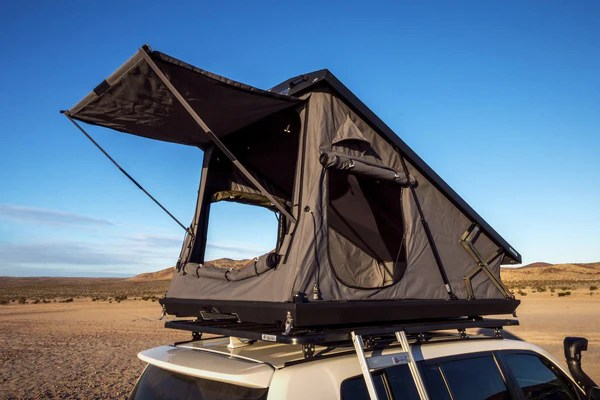 Eezi Awn Stealth Hardshell 2 Person Roof Top Tent Free