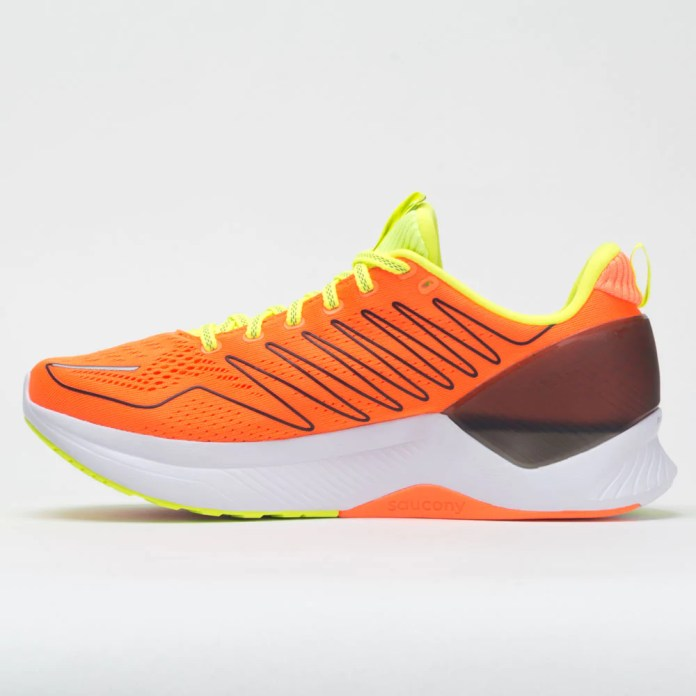 Saucony Endorphin Shift Men S Vizi Orange Holabird Sports