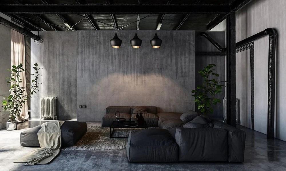 top trends in industrial style lighting