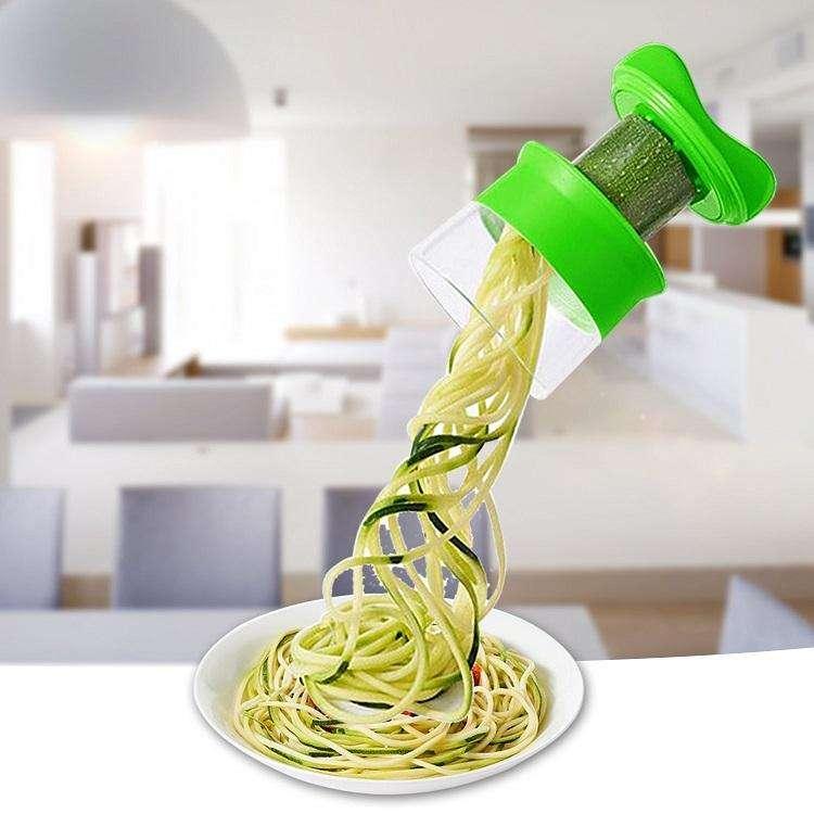 le spaghettiseur a legumes et fruits