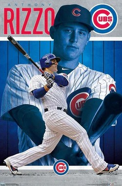 cubs player posters current and