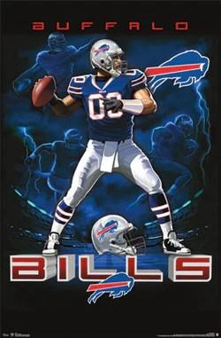 buffalo bills posters sports poster