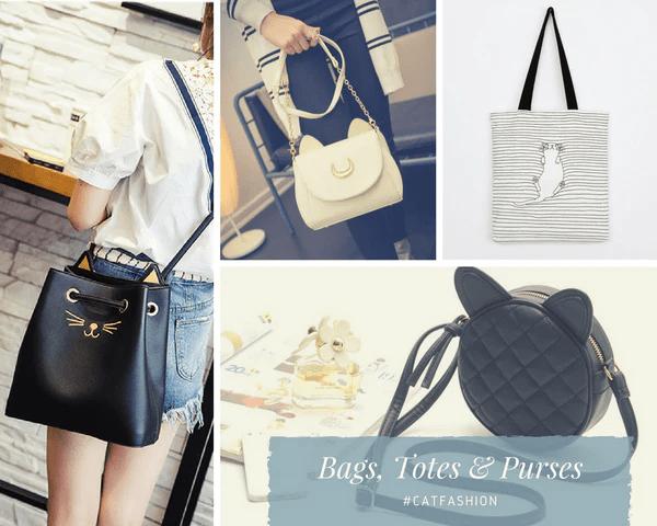 bags, totes & purses