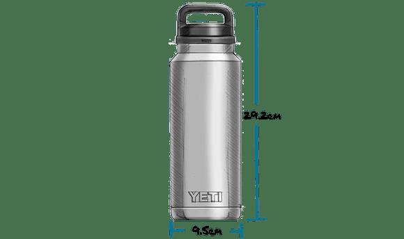 36 oz Bottle with Chug Cap (1L) Exterior