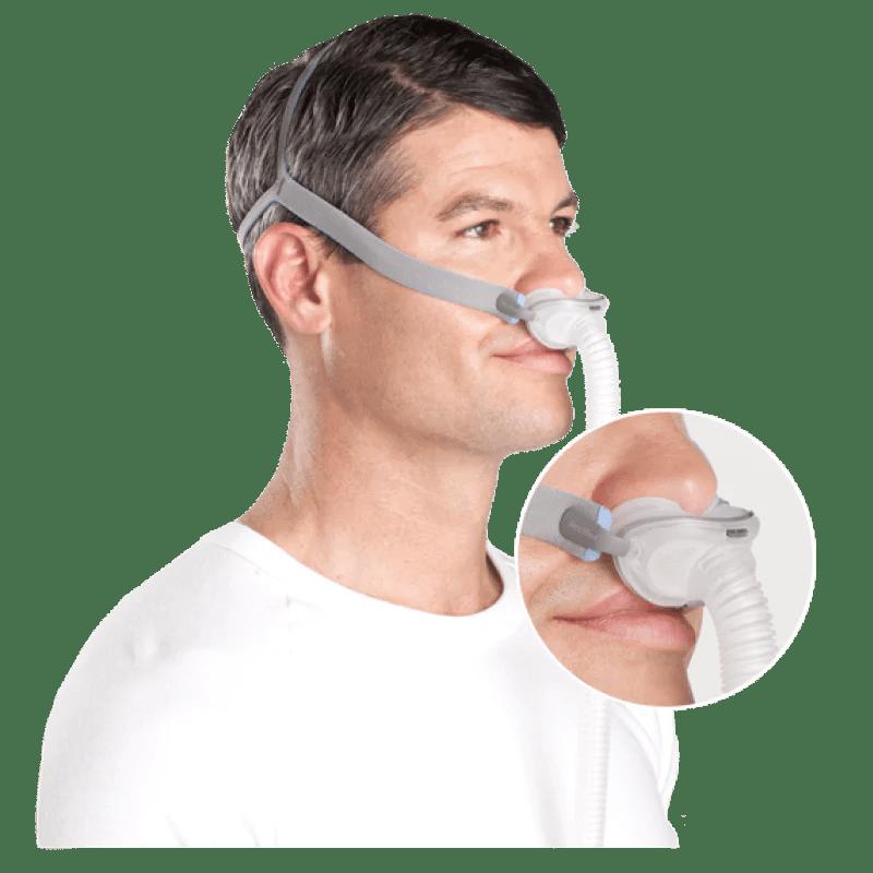 resmed airfit p10 nasal pillow mask