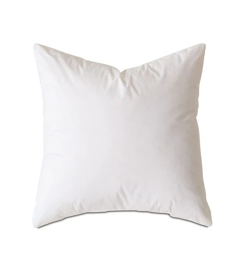 square pillow inserts plankroad home