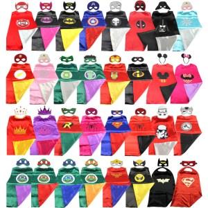 Inspirational Mask Dogs Super Hero Cape Wind Superhero Capes