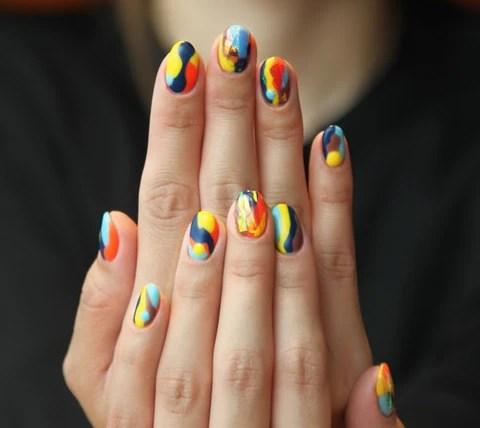 valentines day nail art ideas