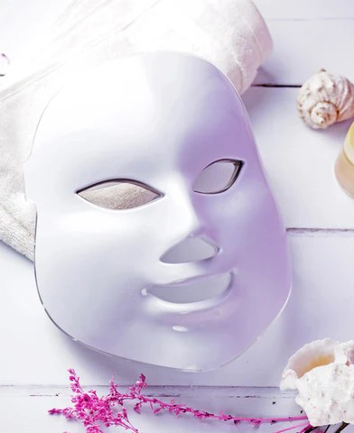 Mello Beauty LED light therapy mask