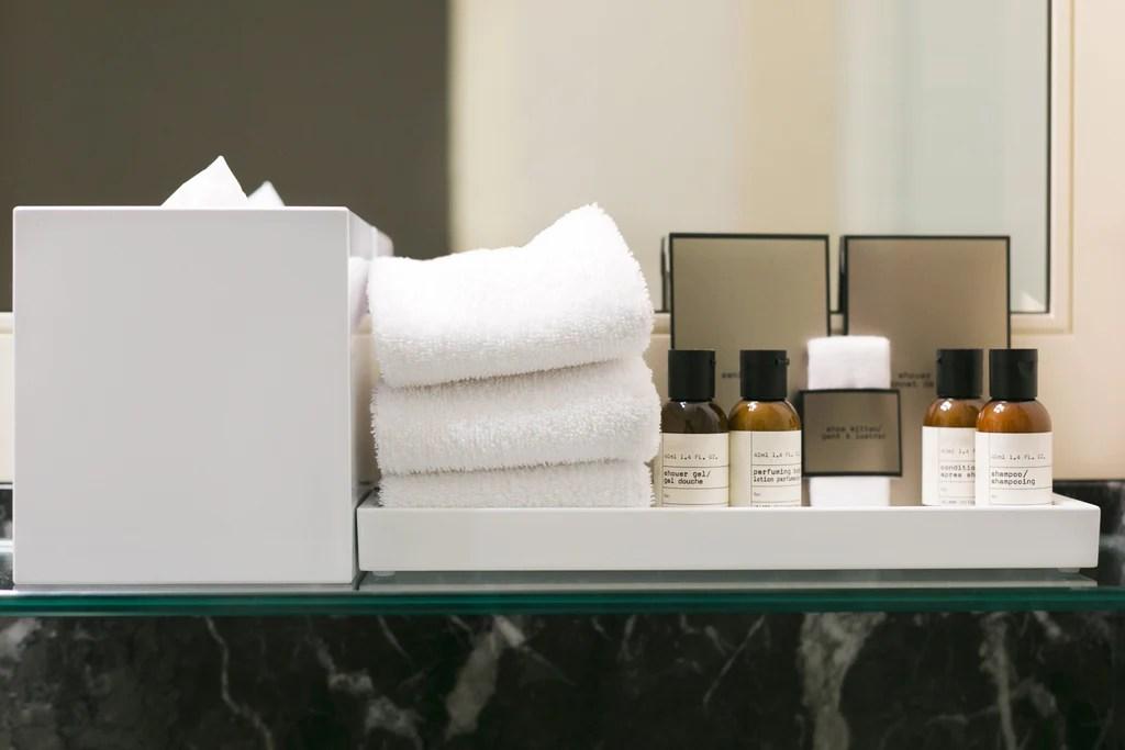 l organisation de la salle de bain ma