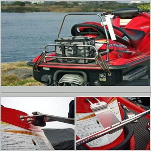 kawasaki jet ski fishing rack