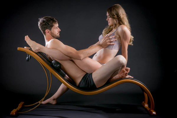 Love, Sex, & Chair Design: Bowchair Touching Origins - Lioness