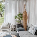 Sheer Curtains Anchor Belle