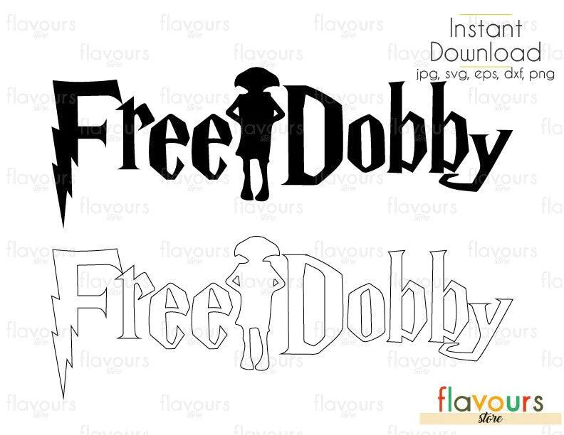 Download Free Dobby - Harry Potter - Cuttable Design Files (Svg ...