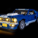 Lego Ford Mustang Gt 10265 Review Lighting Journal Light My Bricks