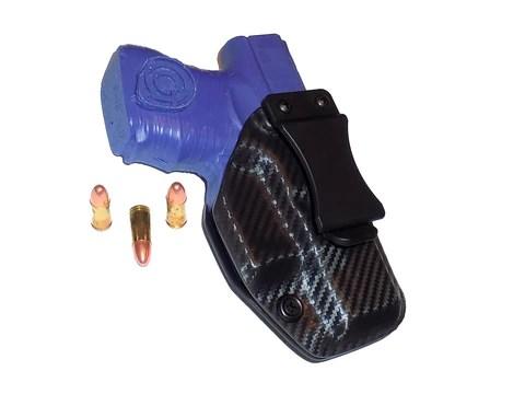 Aggressive Concealment G2627IWBLP IWB Kydex Holster Glock 26/27