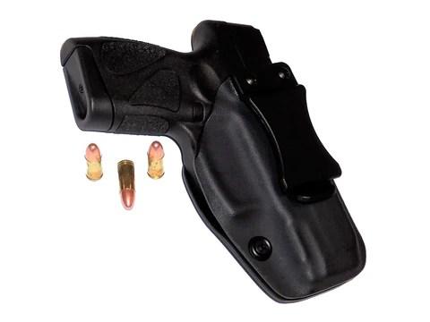 Aggressive Concealment G2SIWBLP IWB Kydex Holster Taurus G2S slim