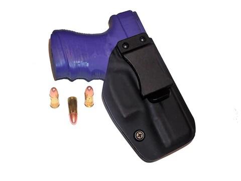 Aggressive Concealment G30SIWBLP IWB Kydex Holster Glock 30S