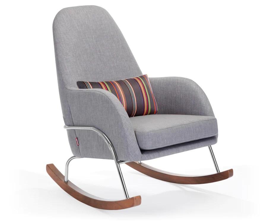 modern nursery rocker jackson nursery rocker chair