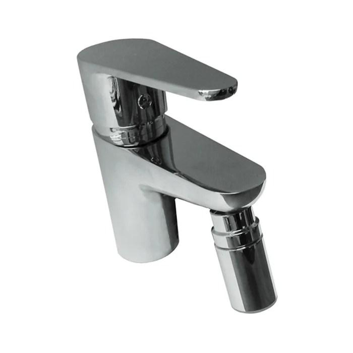 sola bathroom chrome faucet with led light