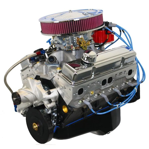 BluePrint Engines 383CI Stroker Crate Engine | Small Block GM Style