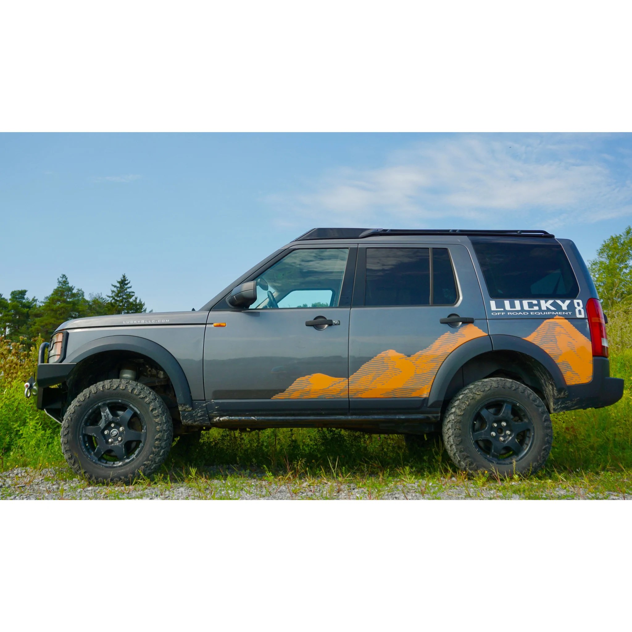 prospeed roof rack lucky8 off road