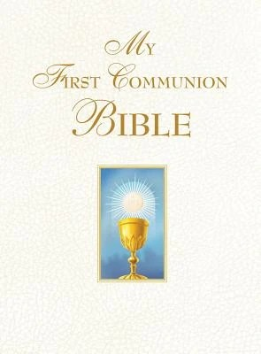 My First Communion Bible (White) by Benedict