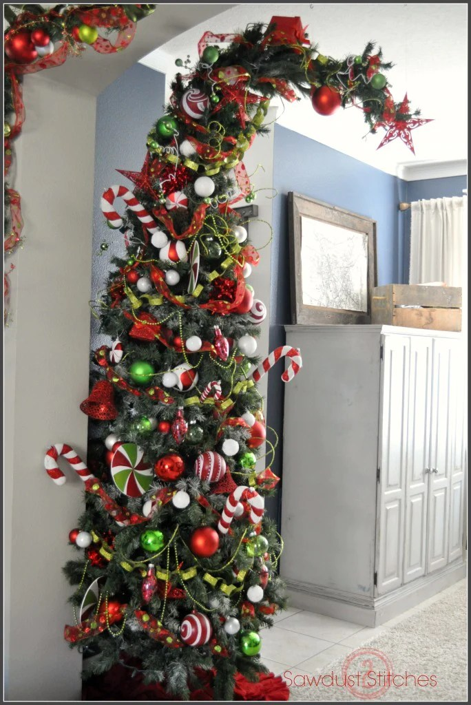 3 Whoville Christmas Tree