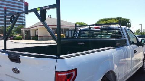 heavy duty contractor grade truck bed