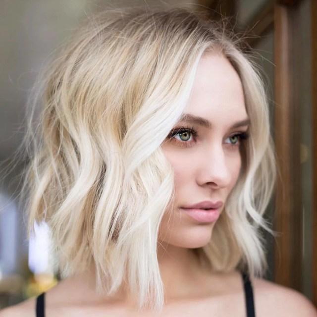 medium length hairstyles for thin hair – voluflex