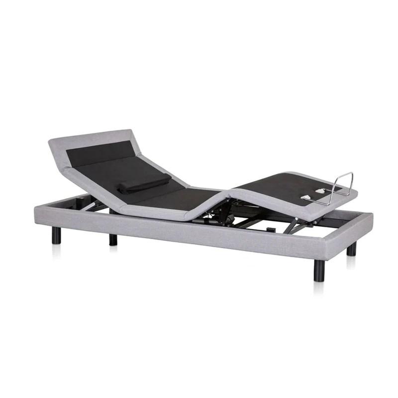 supreme 9 5 pillow tilt adjustable base