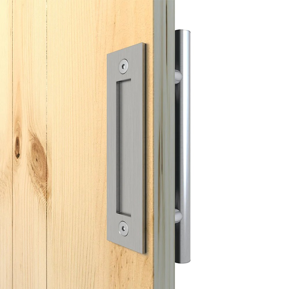 Stainless Steel Sliding Barn Door Handle Sh11 I Australia Barn Door Expert Aubarndoor