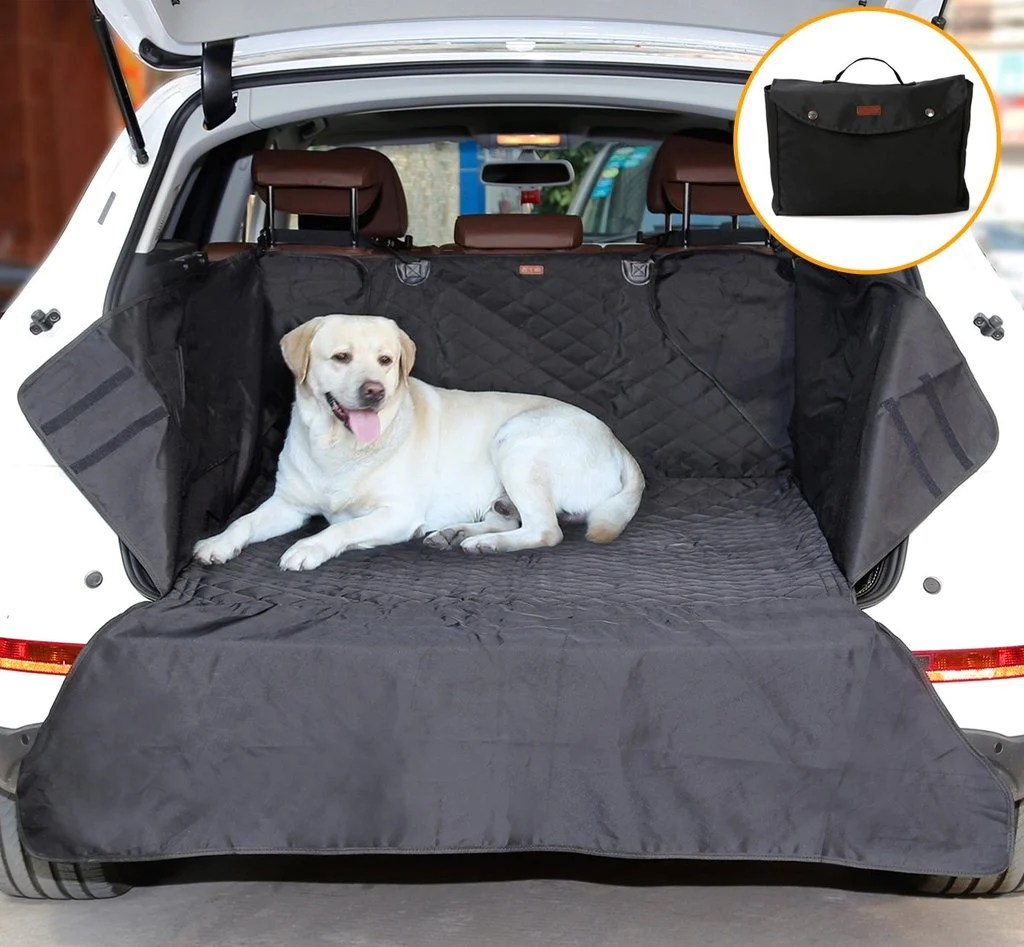 tapis chien protection des sieges voiture bien choisir votre housse beewik shop