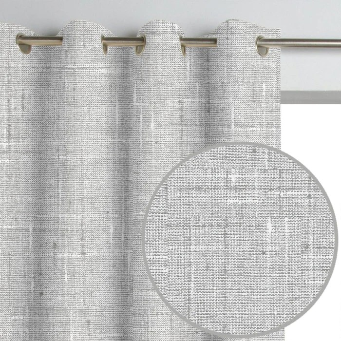 five of our favorite gray drapery panels