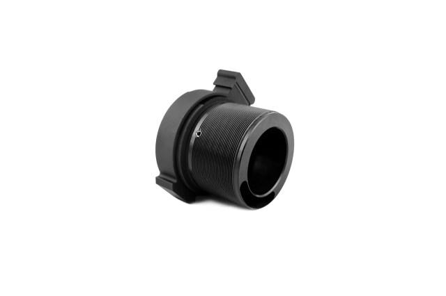 """Dolos Quick Detach Barrel System w/ 11.5"""" Keymod Handguard Thread"""