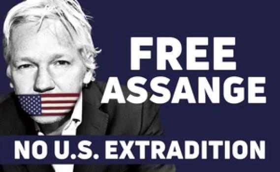 Resultado de imagen de assange free