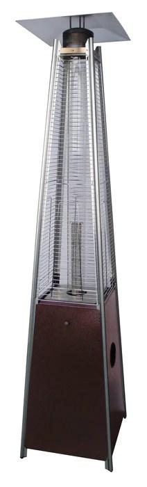 hiland hlds01 gthg tall glass tube patio heater 91 tall