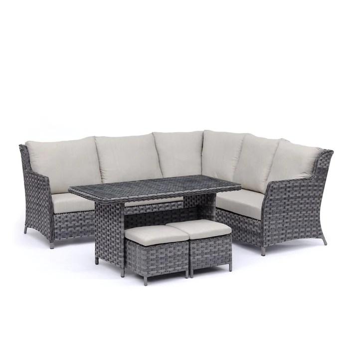 living accents s6 bge02033 brookhaven patio set 6 pieces