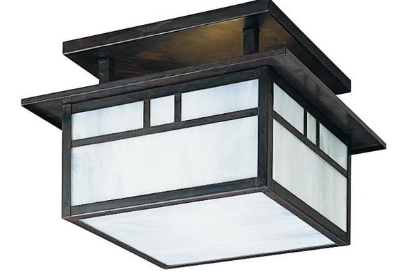 craftsman style exterior lighting