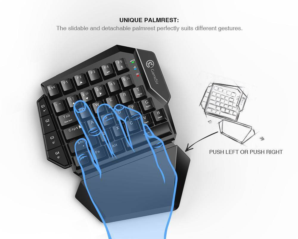 Nintendo Switch Keyboard and Mouse