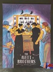 avett brothers inside the poster