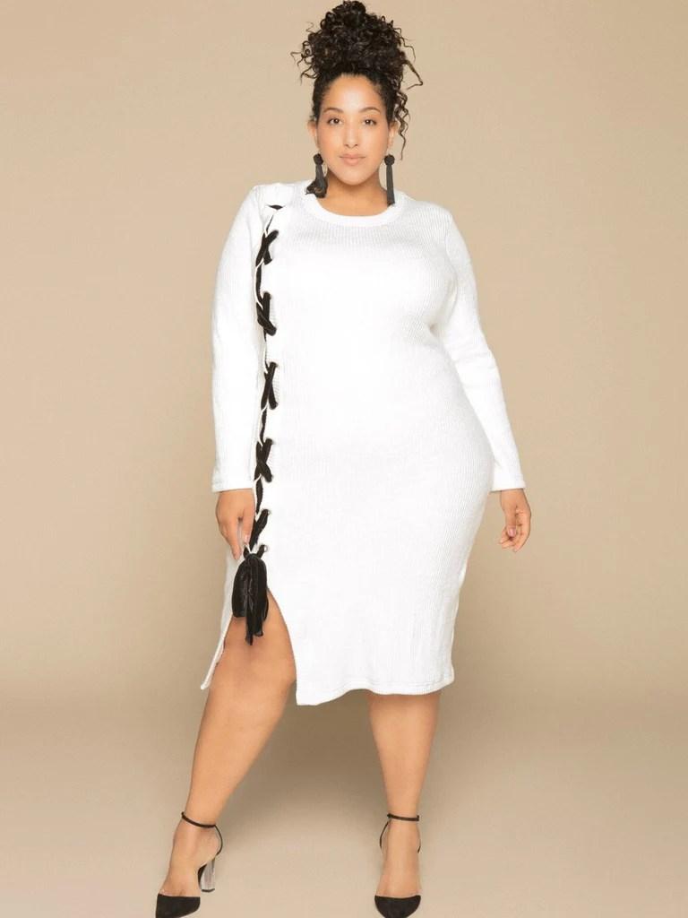 Beth Sweater Dress