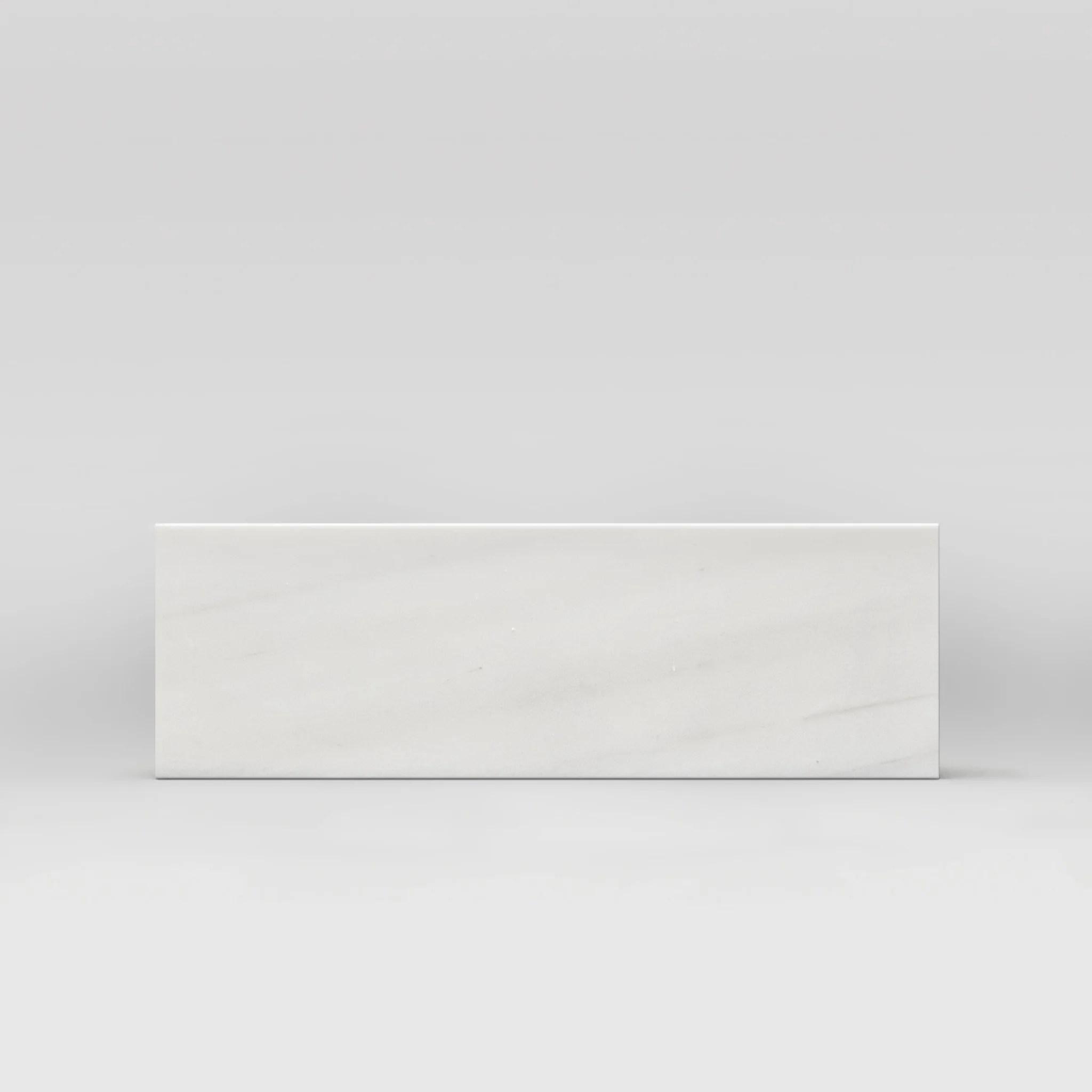 dolomite polished 4 x12 marble tile
