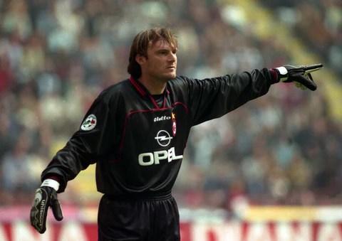 Who Were Ya? Massimo Taibi – Sparta GK