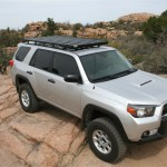 Toyota 4runner 5th Gen K9 Roof Rack Kit Equipt Expedition Outfitters