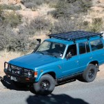 Toyota Land Cruiser 60 Series K9 Roof Rack Kit Equipt Expedition Outfitters